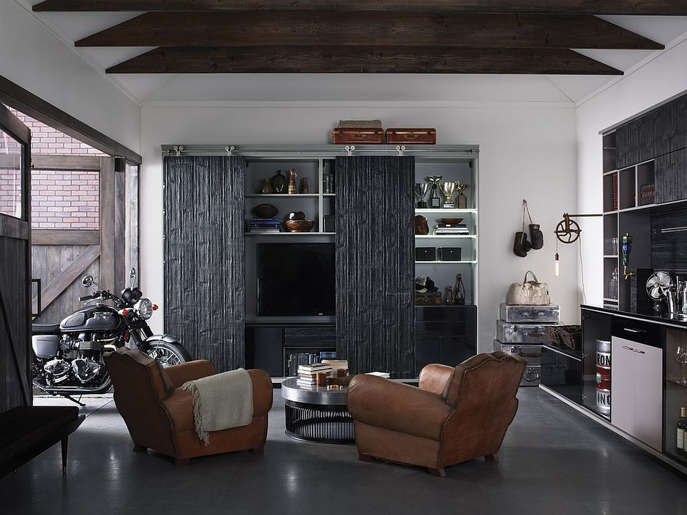 Turning The Garage Into A Man Cave: Tips, Ideas And
