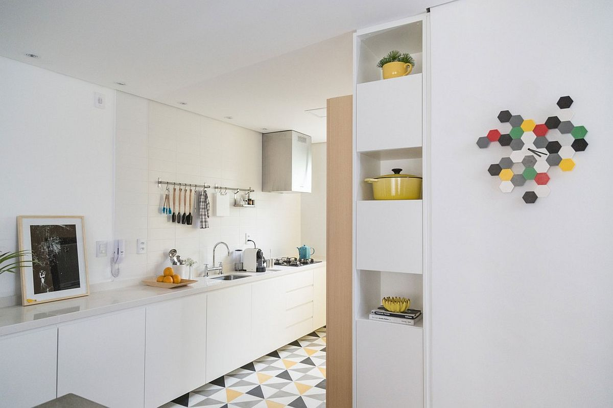 small apartment kitchen ideas sink strainers 50 tiny kitchens that excel at maximizing spaces