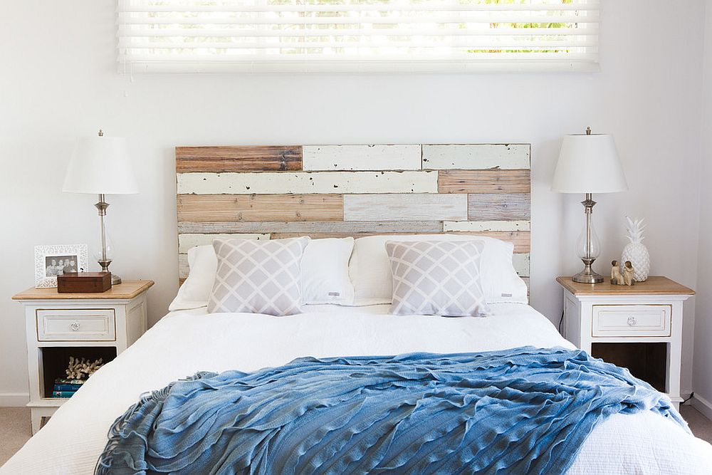 wood and white bedrooms to fall in love