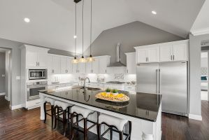 Best Kitchen Color Combinations with White 45 Trendy ...