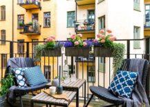 Small Balcony Decorating Ideas With An Urban Touch 25 Ideas Photos