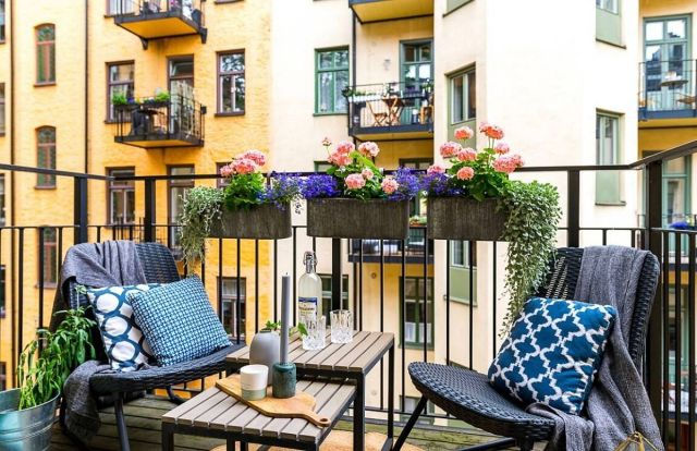 Small Balcony Decorating Ideas With An Urban Touch 25 Ideas Photos