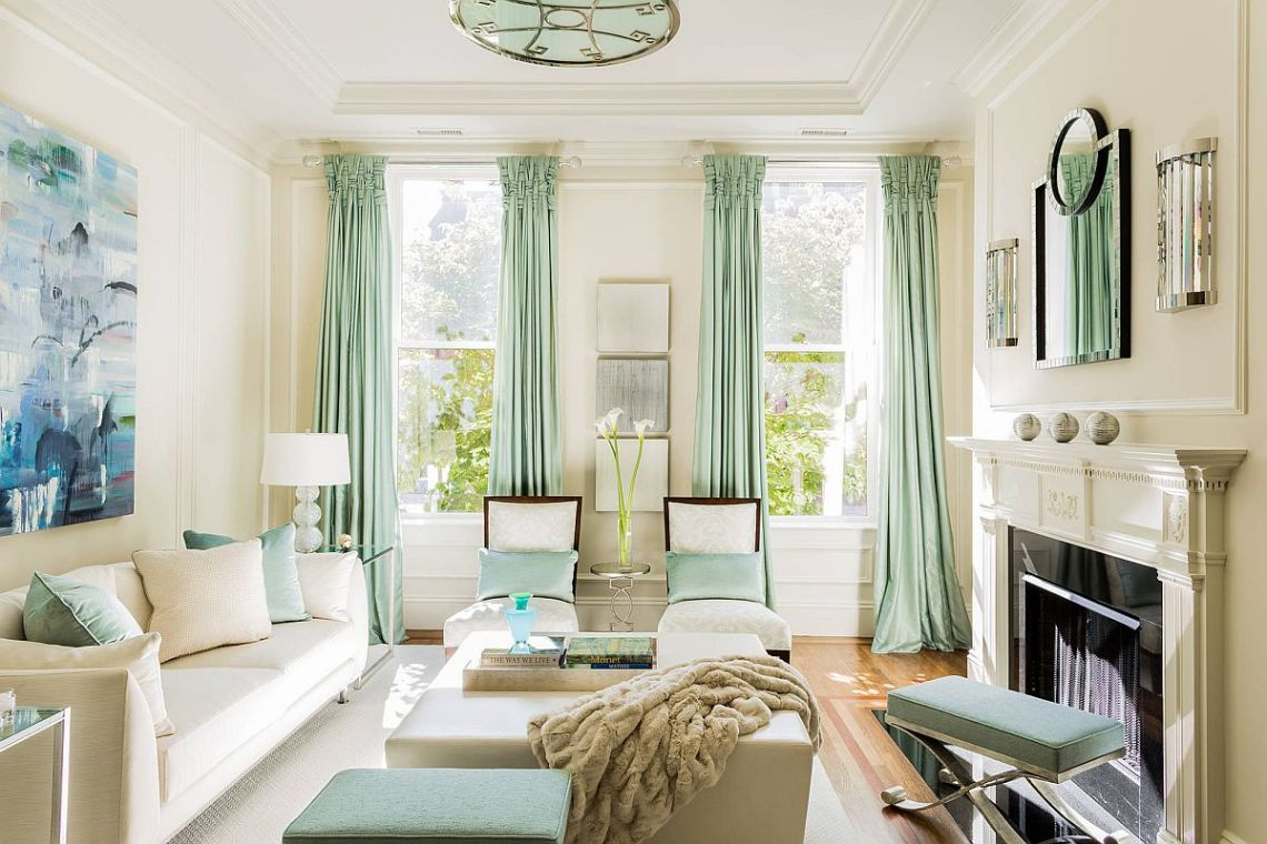 Living Room Color Trends For Summer 2021 From The Bright To The Pastel