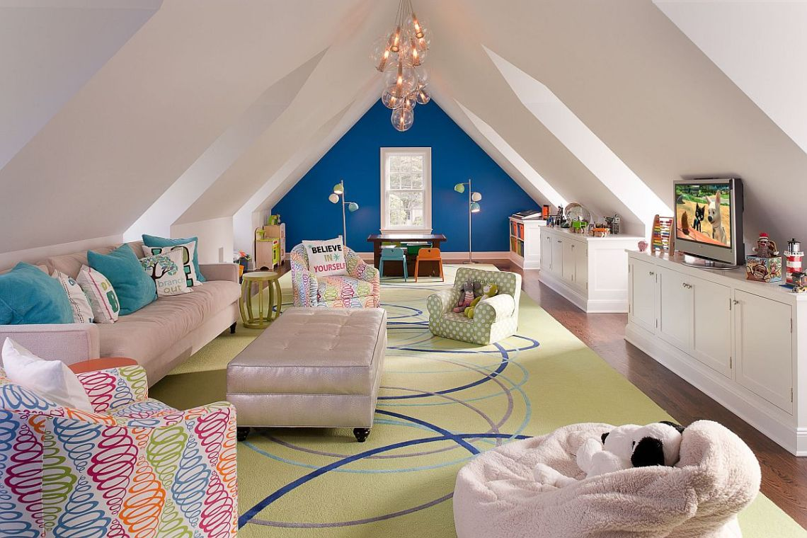Best Attic Playroom Ideas Discover A Whole Lot Of Fun Indoors