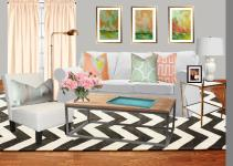 100 Chevron Home Decor Yellowd Gray Bedroom