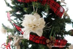 100 Diy Burlap Christmas Ornaments Trees