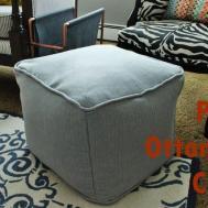 100 Make Upholstered Ottoman Coffee Table