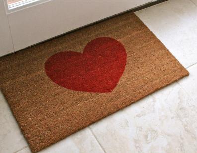 100 Modern Door Mat Doormats Woodwaves