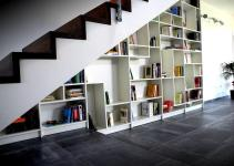 100 Stair Step Bookcase Diy Smart Stairs Storage