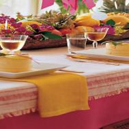 100 Summer Table Settings Setting