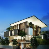 1000 Casa Exterior