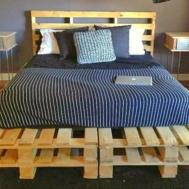 105 Diy Pallet Ideas Creative 2017 Cheap Recycled Bed