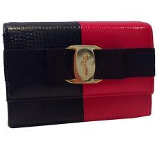 1980s Ferragamo Iconic Vara Bow Handbag Sale 1stdibs