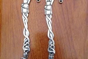 1pc Teapot Style Bookmark Tibet Silver Diy Jewelry Charm