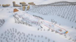 2018 Winter Olympic Slopestyle Course Preview