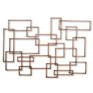 2513 Geometric Wall Decor Mario Contract Lighting