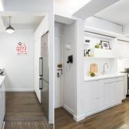 390 Square Foot Micro Apartment Multifunctional