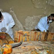 500 Year Old Egyptian Mummies Discovered Near Valley