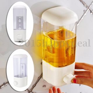 500ml Soap Dispenser Liquid Hand Wash Toilet Bathroom
