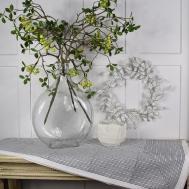 Abigail Ahern Flowers Evergreen Berry Faux