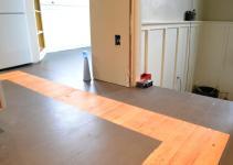Additional Painting Hardwood Floors Minimalist Neat