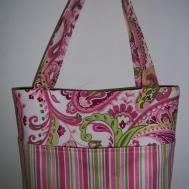 Aivilo Tote Bag Easy Pdf Purse Sewing Pattern Sizes