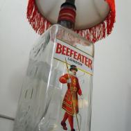 Alcohol Lamps Make Bottle Lamp Decorating