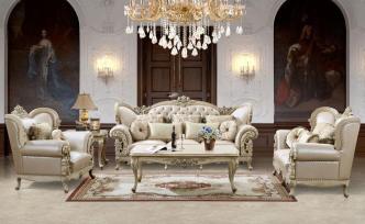 Alessia Victorian Living Room Furniture