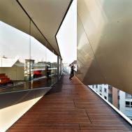 Alucobond Composite Panels Give Penthouse Sleek