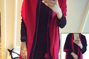 Am001 Womens Fashion New Autumn Winter Warm Large Scarves