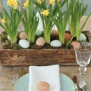 Amazing Easter Table Decoration Ideas Godfather Style