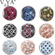 Amazing Elegant Diy Beads Fit Pandora Bracelet
