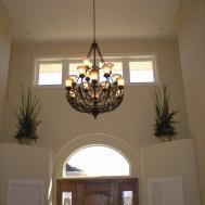 Amazing Entryway Chandelier Decoration Good Looking