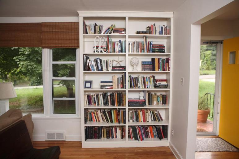 Ana White Built Bookshelves Diy Projects