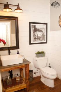 Ana White Shiplap Bathroom Diy Vanity Projects