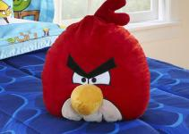Angry Birds Red Child Cuddle Pillow