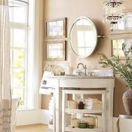 Antique Home Decor French Chic Bathroom