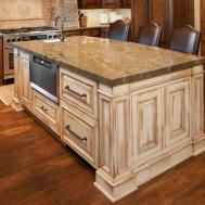 Antique Kitchen Islands