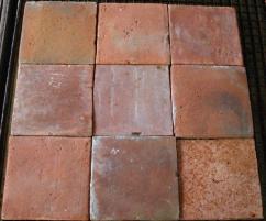 Antique Terracotta Tile Floor Houses Flooring