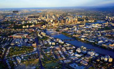 Apartment Development Location Brisbane Milton