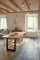 Apartment Paris Gets Fresh Look After Renovation