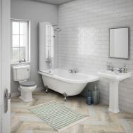 Appleby Traditional Bathroom Suite Victorian Plumbing