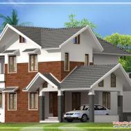 April 2012 Kerala Home Design Floor Plans