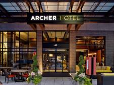 Archer Hotel New York Photos Rates Ebookers