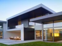 Architectures Modern Minimalist House