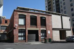 Art Red Brick Conversion Urban Melbourne