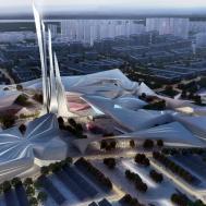 Astana Expo 2017 Future Energy Zaha Hadid Architects