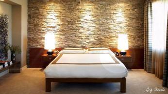 Attention Grabbing Bedroom Walls Accent