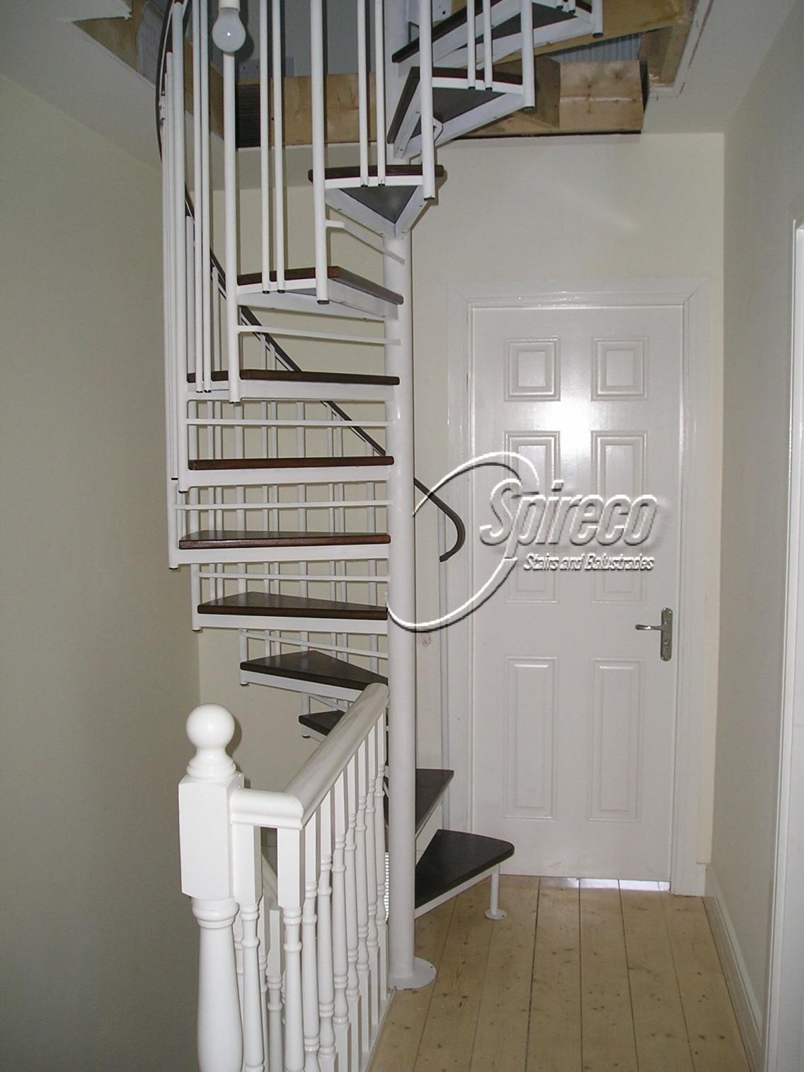 Attic Spiral Stairs Spireco Decoratorist 4335   Spiral Staircase To Attic   Diy   Basement   Remodeling   Creative   Small