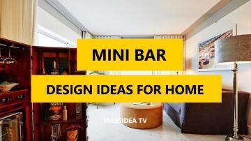 Awesome Mini Bar Design Ideas Home 2017